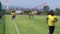 ROMANYA - Yeni Malatyaspor'un Bolu Kampı