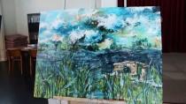 DEVRİM ERBİL - '5. Bisanthe Plastik Sanatlar Çalıştayı' Sona Erdi