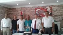 ÖMER LÜTFİ YARAN - 92. Gazi Kupası Ereğli'de