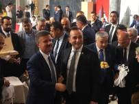 TOLGA AĞAR - AK Parti Elazığ Milletvekili Tolga Ağar Ve Van Milletvekili İrfan Kartal Kayıt Yaptırdı
