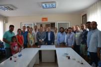 MUSTAFA SAVAŞ - AK Parti'li Savaş; 'Tüm Aydınlı Hemşerilerimizin Emrindeyiz'