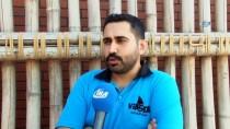 İLAÇ TEDAVİSİ - Akvaryumdaki 2 Metrelik Köpek Balığı Bayıltılarak Muayene Edildi