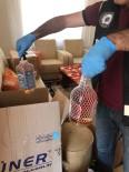 İÇKİ ŞİŞESİ - Antalya'da Sahte İçki Operasyonu