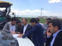 DİŞ SAĞLIĞI - Ardahan'da Sıcak Asfalt Çalışmaları Sürüyor