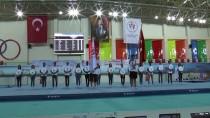 ALİ İHSAN SU - Artistik Cimnastik Dünya Kupası Mersin'de Başladı