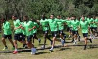 KONYASPOR - Atiker Konyaspor Bolu Kampındaki Hazırlıklarına Devam Ediyor