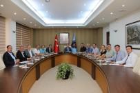 EDEBIYAT - AÜ'de Turizm Sektörü Toplantısı