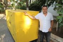 AYDINSPOR 1923 - Aydınspor 1923'Ten Elektrik Kesintisine Jeneratörlü Çözüm