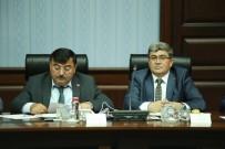 İL BAŞKANLARI - Başkan Can, İl Başkanları Toplantısına Katıldı