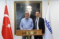 ELEKTRİKLİ OTOBÜS - Başkan Karaosmanoğlu Açıklaması 'ASELSAN, Milletimizin Gözbebeğidir''
