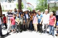 ERCIYES - Başkan Memduh Büyükkılıç, Esenyurt Mahalle Haklıyla Bir Araya Geldi