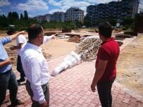ÖZEL TASARIM - Beyşehir'e Yeni Yapılan Parklar Çocukların Yeni Çekim Merkezi Olacak