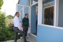 Biga İlçe Milli Eğitim Müdürü Bilen, Şehit Ulaş Açıkgöz'ün Ailesini Ziyaret Etti