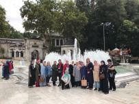 BOĞAZ TURU - Bozüyüklüler İstanbul'un Tarihi Güzellikleri İle Buluşuyor