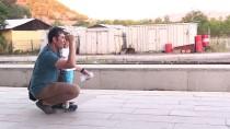 TEOMAN - 'Büyüyünce Trenci Amca Olacağım'