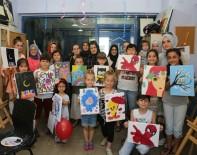 RıDVAN SEZER - Çocuklara Yönelik Resim Atölyesi Açıldı