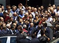MAKAM ARACI - Cumhurbaşkanı Erdoğan'a Vatandaşlardan Yoğun İlgi