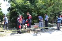 Denizli'de Sulama Kanalında Erkek Cesedi Bulundu