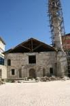 Devrek'te Restorasyona Alınan Camiye İki Aydır Çivi Çakılmıyor
