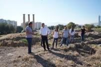 KEMERALTı - Ege Üniversitesi Kültür Hazinelerine Sahip Çıkıyor