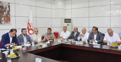 Elazığ TSO Başkanı Arslan, 'İlimizin Tüm Dinamikleriyle Proaktif Olması Gerektiğine İnanıyoruz'