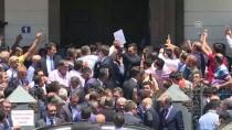 GENİŞLETİLMİŞ İL BAŞKANLARI TOPLANTISI - Erdoğan Cuma Namazını Başyazıcıoğlu Camisi'nde Kıldı