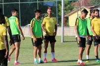 ÖMER ŞİŞMANOĞLU - Evkur Yeni Malatyaspor'un Yeni Transferi Kampa Katıldı