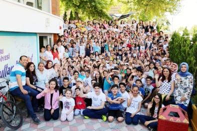 Fatih Sultan Mehmet Çocuk Akademisi Yaz Atölyeleri Başladı