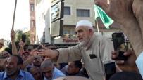 MESCİD-İ AKSA - Filistin İslami Hareketi Lideri Şeyh Raid Salah Memleketine Ulaştı