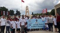 ALİ İHSAN SU - Futbol Turnuvasının Galiplerine Gezi Ödülü
