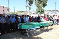 MUSTAFA KORKMAZ - Gölette Hayatlarını Kaybeden Baba Ve 2 Kızı Defnedildi
