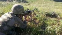 Hakkari Kırsalında 5 Terörist Etkisiz Hale Getirildi