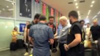 PıRLANTA - Havalimanında 500 Bin Dolarlık Kaçak Pırlanta Ele Geçirildi