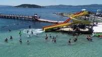 MORDOĞAN - Hem Ucuz Hem Keyifli Tatilin Adresi Yassıcaada