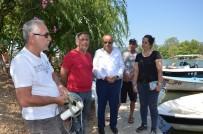 DEPREM - İznik Gölünün Deprem Riski Araştırıyor
