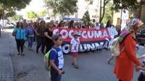 Kadın Girişimcilerden Çocuk İstismarına Karşı Sessiz Yürüyüş