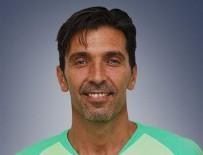 GIANLUIGI BUFFON - Buffon'un yeni takımı böyle açıklandı