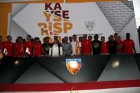 BASKETBOL TAKIMI - Kayserispor Yeni Transferlerini Taraftara Tanıttı