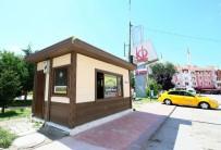 TAKSİ DURAKLARI - Keçiören'de Yepyeni Konforlu Taksi Durakları