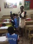 FATMA ŞAHIN - Kepez'den Afrikalı Çocuklara Forma