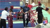 SAVUNMA SPORU - Kick Boksa Kadınların İlgisi Artıyor