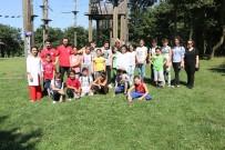 Kocaelili Çocuklar Sakarya Macera Park'ta Buluştu