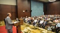 ŞEHİR HASTANELERİ - Konya'da 'Dijital Hastane Ve E-Nabız' Çalıştayı Gerçekleştirildi