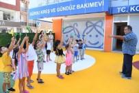 AHŞAP OYUNCAK - Kreş Öğrencilerine Ahşap Oyuncak Eğitimi