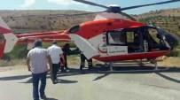 Malatya'da Kaza Açıklaması 3 Yaralı