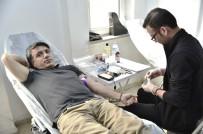HEPATİT B - Mamak'ta Kan Bağışına Destek