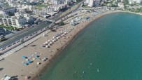 CAN GÜVENLİĞİ - Mersin Halk Plajları 'Mavi Bayraklı' Oluyor