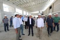 ŞAHINBEY BELEDIYESI - Mimarlar, Şahinbey Belediyesi'nin Projelerini Gezdi