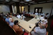 LÜTFI EFIL - Muhtarlarla İstişare Toplantısı Düzenlendi
