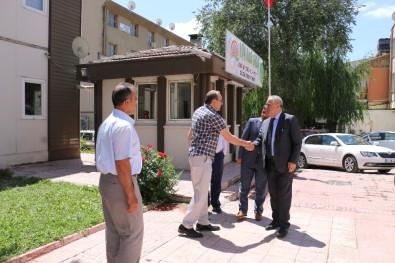 Müsteşar Mehmet Hadi Tunç, Erzincan Tarımını Değerlendirdi